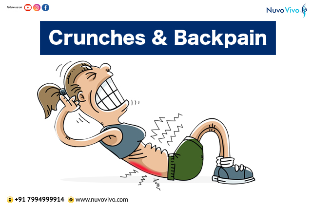 Crunches & Back pain