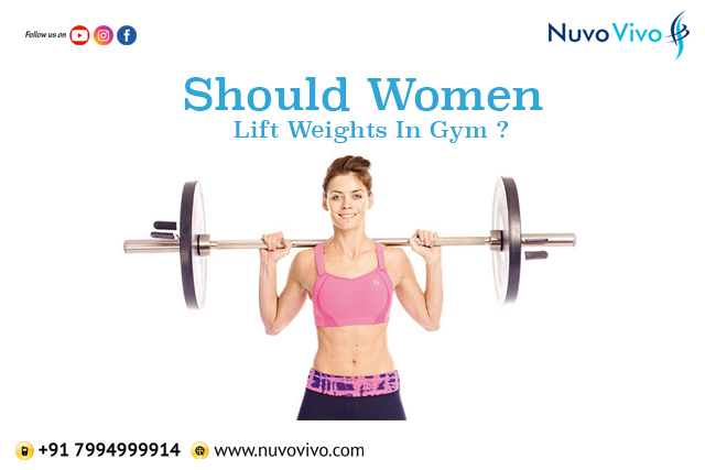 Should women lift weights