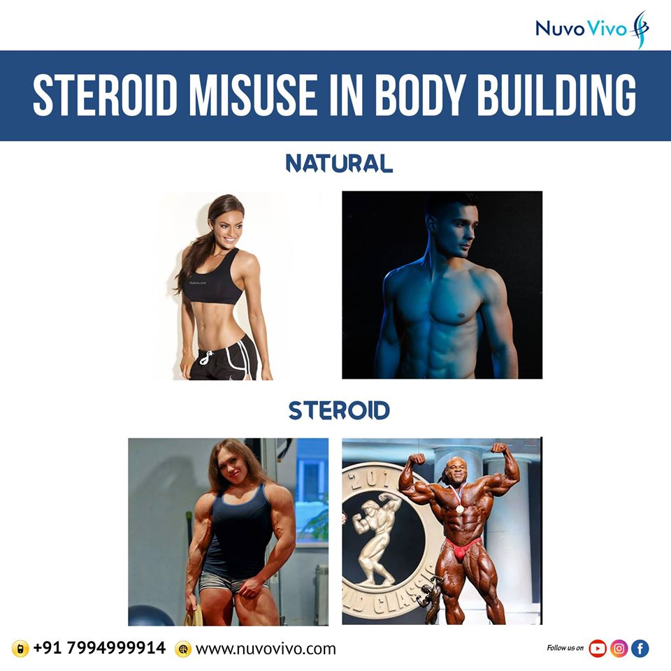 Steroid Misuse in Body Building