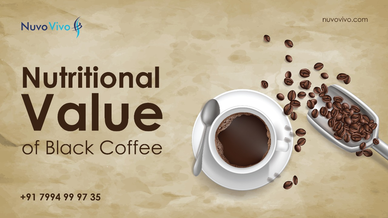 Nutritional Value of Black Coffee